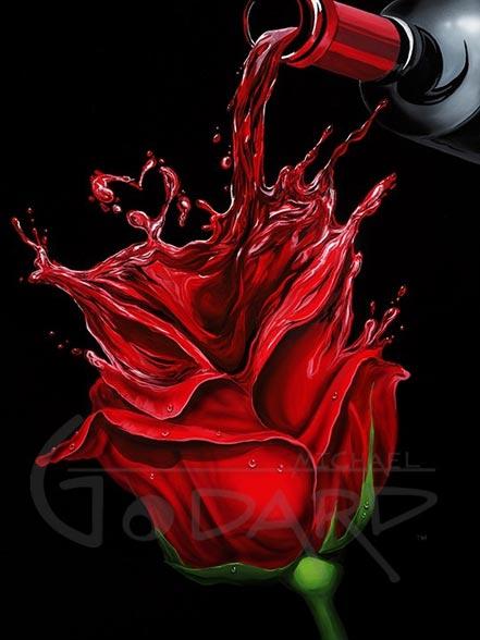 michael godard the flower of love