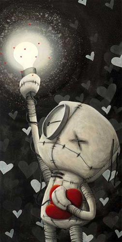 fabio napoleoni never dard when you hold onto hope