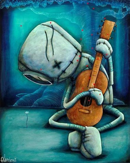fabio napoleoni playing on my heart strings