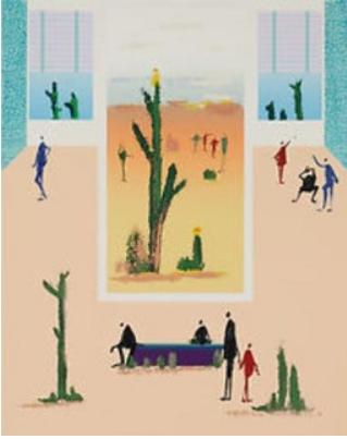 Leo Posillo Life of A Cactus
