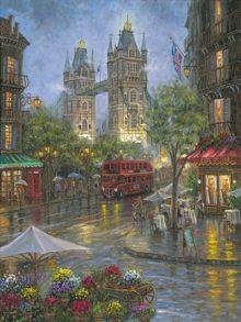 robert finale rainy days of london
