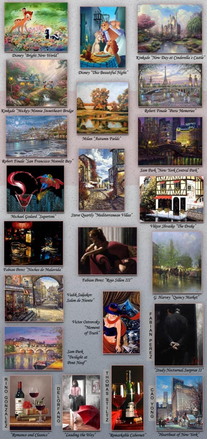 Village Gallery Auction Lot 418
