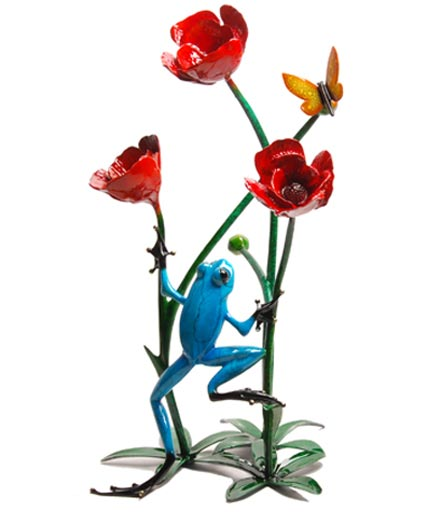 frogman poppy