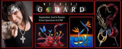 Michael Godard In Person at Village Gallery