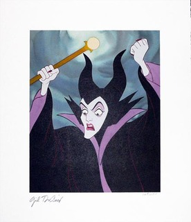 Gil DiCicco I'm So Misunderstood Maleficent Disney Sleeping Beauty