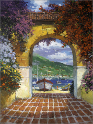 James Coleman Gateway to the Sea