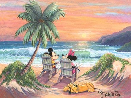 disney vacation paradise