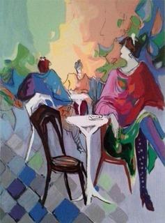 Isaac Maimon Cafe Caze II