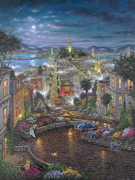robert finale moonlight over lombard