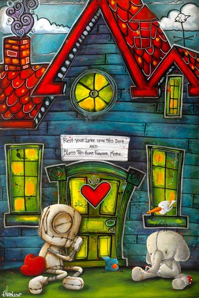 fabio napoleoni your love is my home