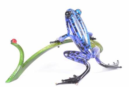 frogman spot on