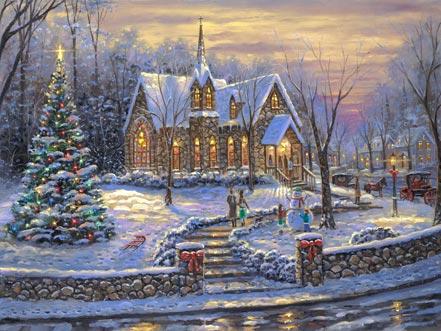 robert finale chuch bells of christmas