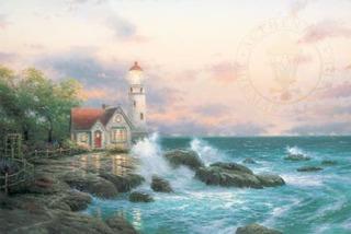 Thomas Kinkade Beacon of Hope