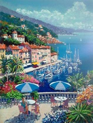 Kerry Hallam Portofino