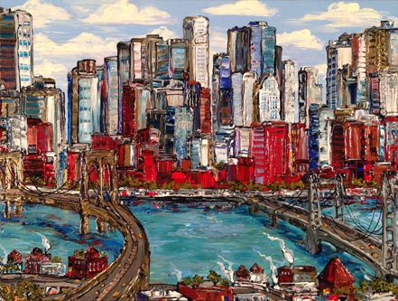 sue averell the nyc view