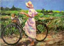 Aldo Luongo Afternoon Bike Ride