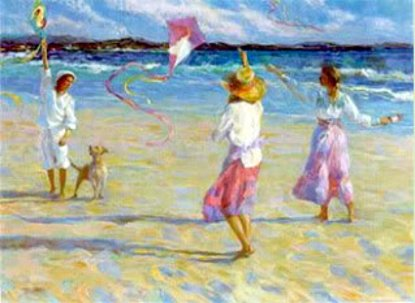 Kite Festival by Don Hatfield