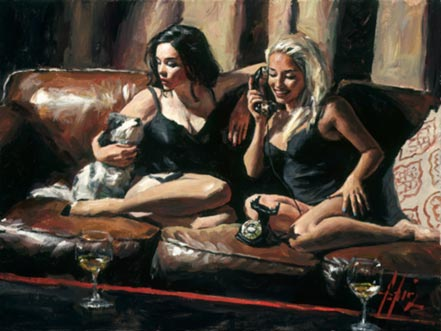 fabian perez eugie and geo ii