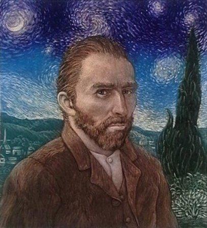 Vinvent Van Gogh by Chick Bragg