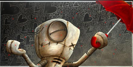 fabio napoleoni shower me with love and kisses