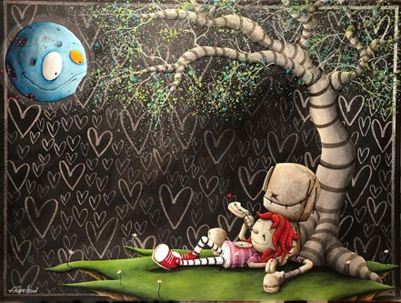 fabio napoleoni to the moon and back