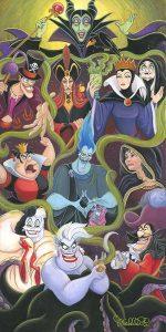 disney collection of villains