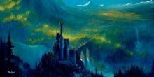 rob kaz enchanted castle