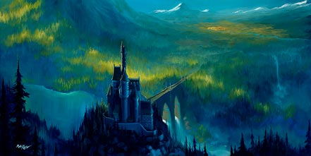 rob kaz enchanted castle