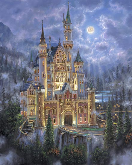 robert finale moonlit castle