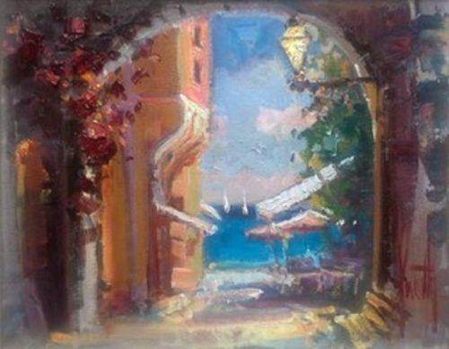 Steve Quartly Colors of Amalfi