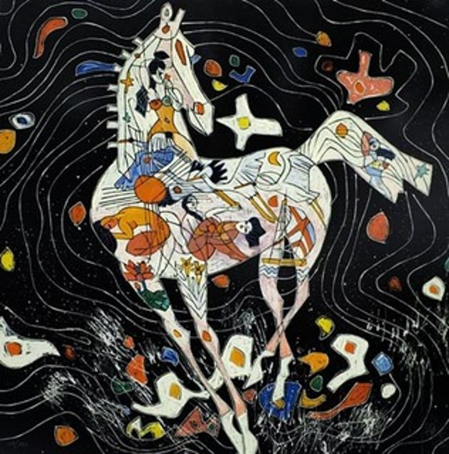 Jiang Little White Horse