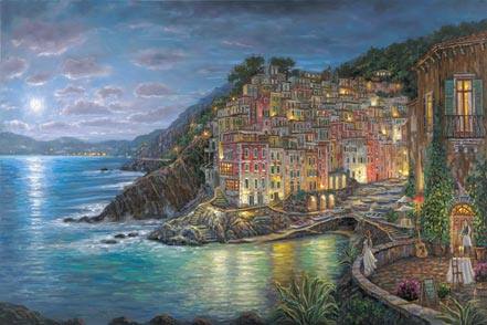 robert finale awaiting my love riomaggiore