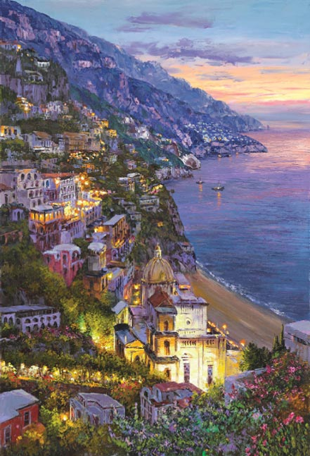 sam park lights of positano