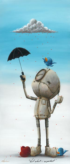 fabio napoleoni not what i expected