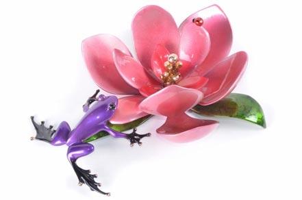 frogman magnolia