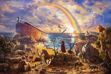 zac kinkade noah's ark