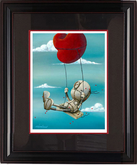 high-above-it-all-framed