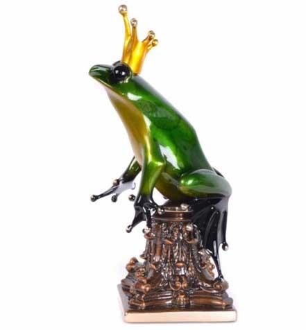 frogman frog prince