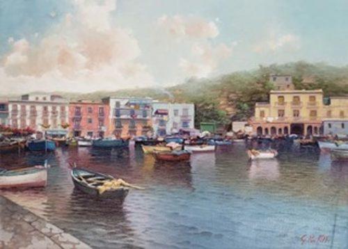 Napoli Bacoli, by G Pratillo