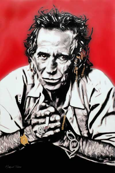 marco toro keith richards