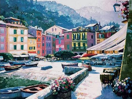 howard behrens portofino light