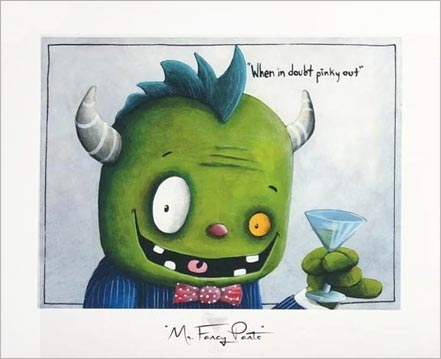 fabio napoleoni mr fancy pants