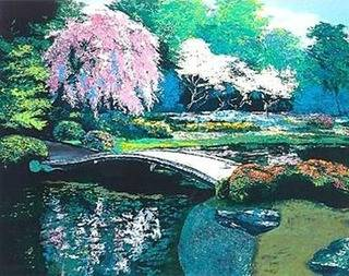 Mark King Reflections of an Imperial Garden