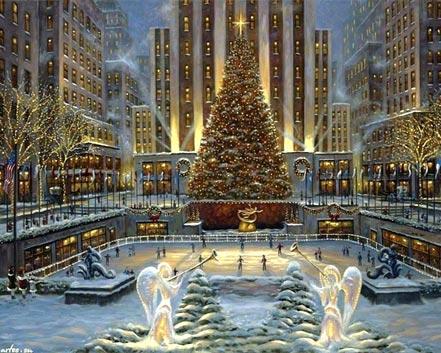 robert finale holidays in new york