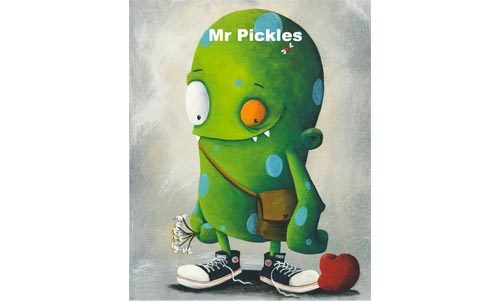 fabio napoleoni mr pickles