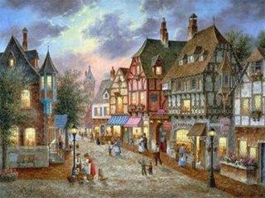 Bearington Street by Dennis Patrick Lewan