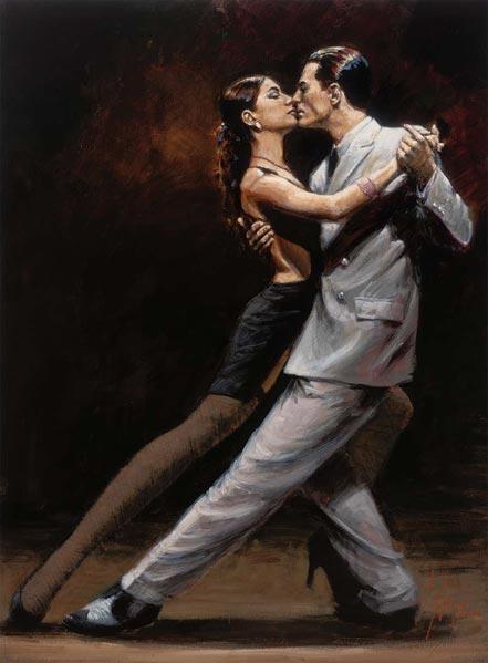 fabian perez tango in paris