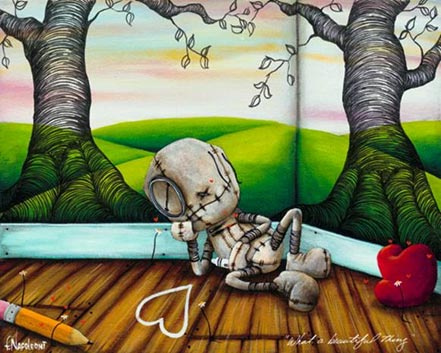 fabio napoleoni what a beautiful thing
