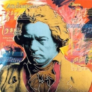 Beethoven by Steve Kauffman