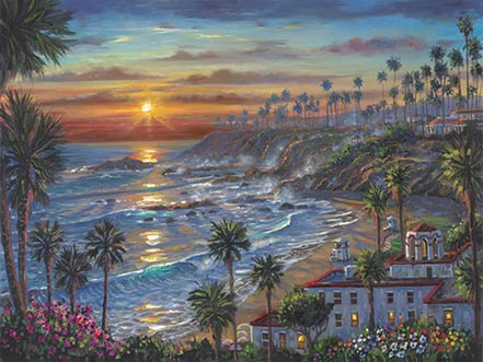 robert finale laguna sunset